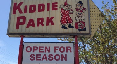 Photo of Theme Park Memphis Kiddie Park at 10340 Memphis Ave, Cleveland, OH 44144, United States