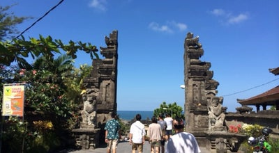 Photo of Beach Tanah Lot Beach, Bali at Indonesia