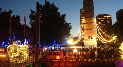 Photo of Park Spruce Street Harbor Park at Spruce St, Philadelphia, PA 19106, United States