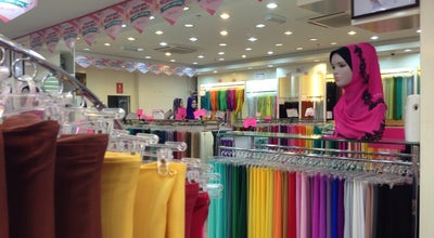 Photo of Boutique Ariani Scarf And Shawl Gallery at Malaysia