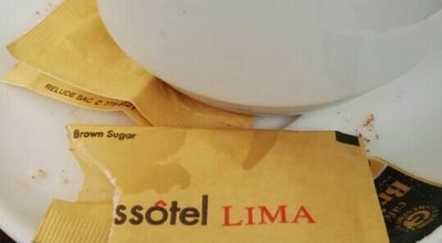 Photo of Peruvian Restaurant Le Café, Swissôtel Lima at Vía Central 150, Centro Empresarial Real San Isidro, Lima 27, Peru