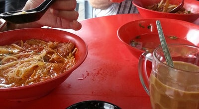 Photo of Chinese Restaurant 和昌辣沙小食店 at 720, Pontian 82000, Malaysia