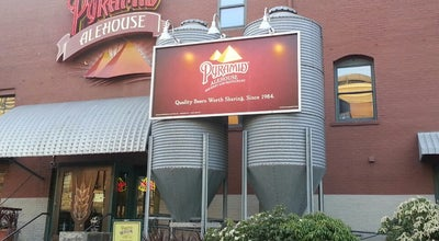 Photo of Brewery Pyramid Alehouse at 1201 1st Ave S, Seattle, WA 98134, United States
