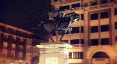 Photo of Monument / Landmark Cid Campeador at Plaza Del Cid, Burgos, Spain