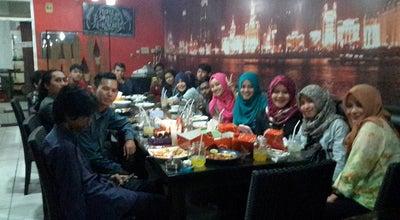 Photo of Cafe Sendok Garpu at Jl. Basuki Rahmat, Purwakarta 41111, Indonesia