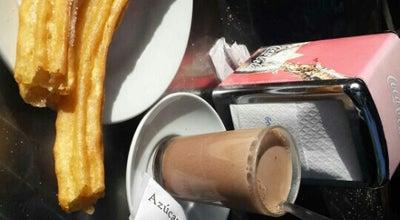 Photo of Breakfast Spot Kiosco Catalino Churrería at Paseo De Merchán, 3., Toledo 45003, Spain