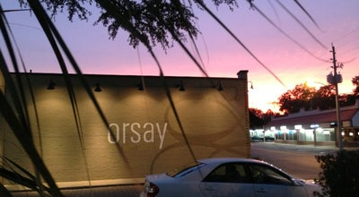 Photo of French Restaurant Orsay at 3630 Park St, Jacksonville, FL 32205, United States