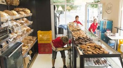 Photo of Bakery Lipóti Pékség és Kávézó Keszthely at Kossuth Lajos U. 40., Keszthely 8360, Hungary