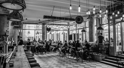 Photo of Restaurant Bar & Restaurant Milú at Driehoekjes 15, The Hague 2513 AZ, Netherlands