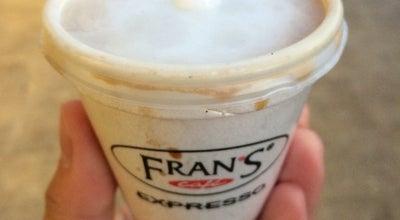 Photo of Coffee Shop Fran's Café St. Marche at Al. Rio Negro, Barueri, Brazil