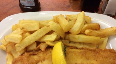Photo of Fish and Chips Shop Papa's Fish & Chips at 20 Waterloo St, Weston-super-Mare BS23 1LN, United Kingdom