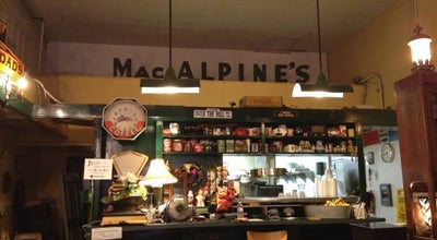 Photo of Food and Drink Shop MacAlpine's Diner & Soda Fountain at 2303 N 7th St, Phoenix, AZ 85006, United States