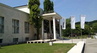 Photo of Art Gallery Moderna Galerija / Museum of Modern Art at Tomšičeva Ul. 14, Ljubljana 1000, Slovenia