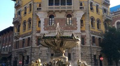 Photo of Monument / Landmark Quartiere Coppedè at Piazza Mincio, Rome 00198, Italy