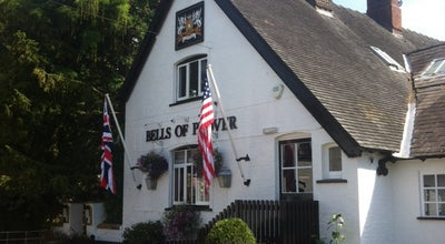 Photo of English Restaurant The Bells of Peover at The Cobbles, Knutsford WA16 9PZ, United Kingdom