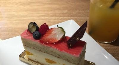 Photo of Cafe ナガラガワフレーバー (NAGARAGAWA FLAVOR) at 西材木町41-2, 岐阜市 500-8028, Japan