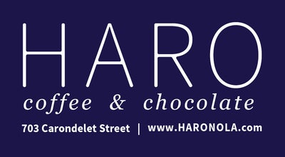 Photo of Coffee Shop HARO coffee & chocolate at 703 Carondelet St, New Orleans, LA 70130, United States