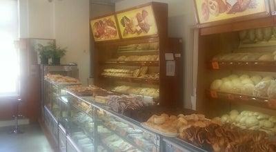 Photo of Bakery Európa Pékség at Dózsa György Út 20., Kecskemét 6000, Hungary