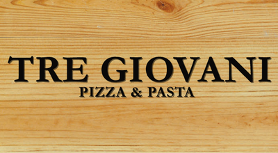 Photo of Italian Restaurant Tre Giovani at 548 Laguardia Pl, New York City, NY 10012, United States