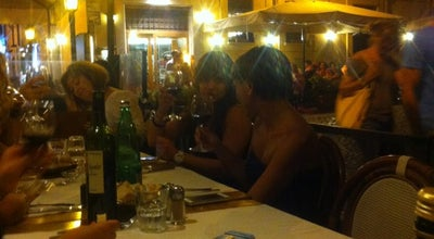 Photo of Italian Restaurant Ristorante La Scala in Trastevere at Piazza Della Scala 58/61, Roma 00153, Italy