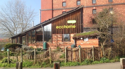 Photo of Monument / Landmark CREATE Centre and Ecohome at Smeaton Rd, Bristol BS1 6XN, United Kingdom