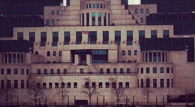 Photo of Government Building Security Service MI5 at Thames House, Millbank, London, United Kingdom