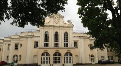 Photo of Theater Kauno valstybinis muzikinis teatras at Laisvės Al. 91, Kaunas, Lithuania