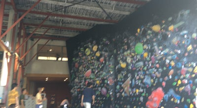 Photo of Rock Climbing Spot Bouldering-gym wally at Japan