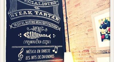Photo of Mediterranean Restaurant La Tertúlia at Pl. Del Carme, Barcelona 08029, Spain