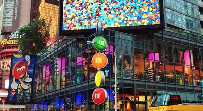 Photo of Chocolate Shop M&M World at 1600 Broadway, New York, NY 10019, United States