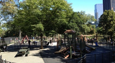 Photo of Playground Central Park - 96th Street Playground at 1141 5th Ave, New York, NY 10128, United States
