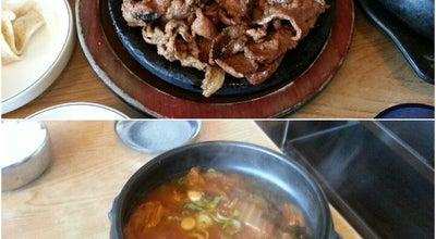 Photo of Korean Restaurant 장꼬방 김치찌개 at 서초구 효령로 364, 서울특별시 06722, South Korea