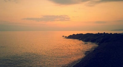 Photo of Beach Denizkızı Plajı at Turkey