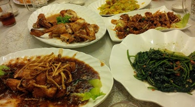 Photo of Asian Restaurant 煌龍閣 Lucky Anson Restaurant at Teluk Intan, Perak, Teluk Intan, Malaysia