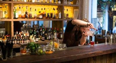 Photo of Cocktail Bar Dogma Cocktails at Wijngaardstraat 5, Antwerpen 2000, Belgium
