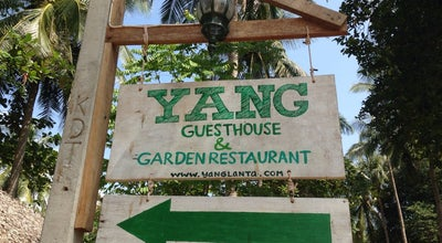 Photo of Restaurant Yang Lanta at 192/2  Moo 6, Klong Nin Beach, Ko Lanta 81150, Thailand