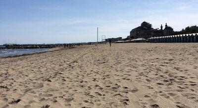 Photo of Beach Spiaggia Quattro Fontane at Lungomare Marconi, 34/36, Venezia 30126, Italy