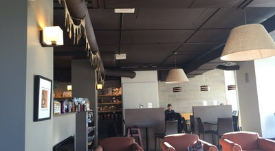 Photo of Cafe Just Us! Coffeehouse at 15 Kings Wharf Place, Dartmouth, No B2Y 0C2, Canada