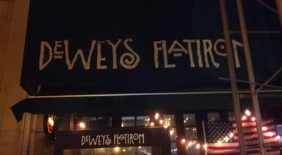 Photo of Sports Bar Dewey's Flatiron at 210 5th Ave, New York, NY 10010, United States