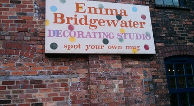 Photo of Art Gallery Emma Bridgewater Factory at Lichfield St, Hanley, Stoke-on-Trent ST1 3EJ, United Kingdom