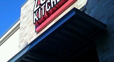 Photo of Mediterranean Restaurant Zoës Kitchen at 1601 S University Dr, Fort Worth, TX 76107, United States