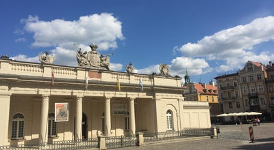 Photo of Plaza Poznan Old Town at Old Town, Poland, Poland
