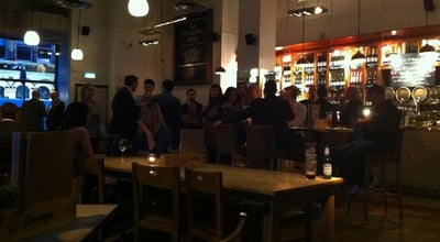 Photo of Wine Bar All Bar One at 27 East Parade, Leeds LS1 5BN, United Kingdom