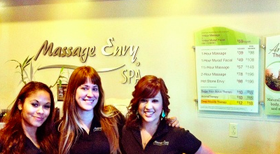 Photo of Spa Massage Envy - San Marcos at 145 Las Posas Rd Ste 180, San Marcos, CA 92078, United States
