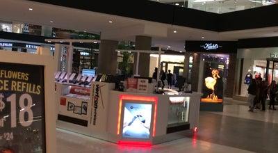 Photo of Mall Santa at the mall at Arcadia, Ca, United States