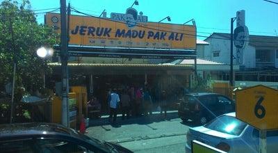Photo of Gourmet Shop Jeruk Madu Pak Ali at George Town, Malaysia