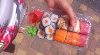 Photo of Japanese Restaurant суши Box at В.перспективна, Кировоград, Ukraine
