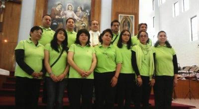 Photo of Church iglesia de la sagrada familia at Mexico