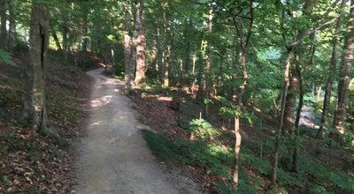 Photo of Trail Mountain Brook - Jemison Park GreenWay at 19 Beechwood Rd, Birmingham, AL, United States