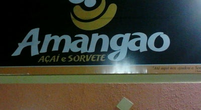 Photo of Ice Cream Shop Sorveteria A-MA-NGAO at R. 24 De Junho, Assú 59650-000, Brazil
